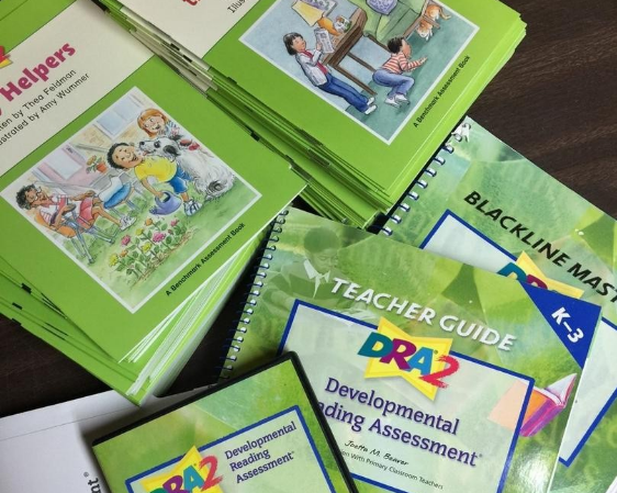 Developmental Reading Assessment (DRA)