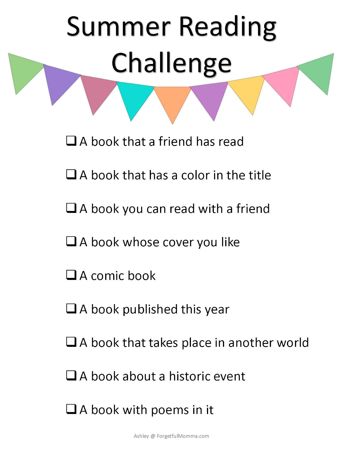 Turn it into a challenge