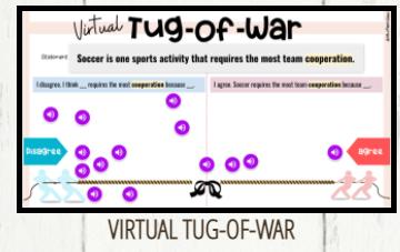 Play Virtual Tug of War